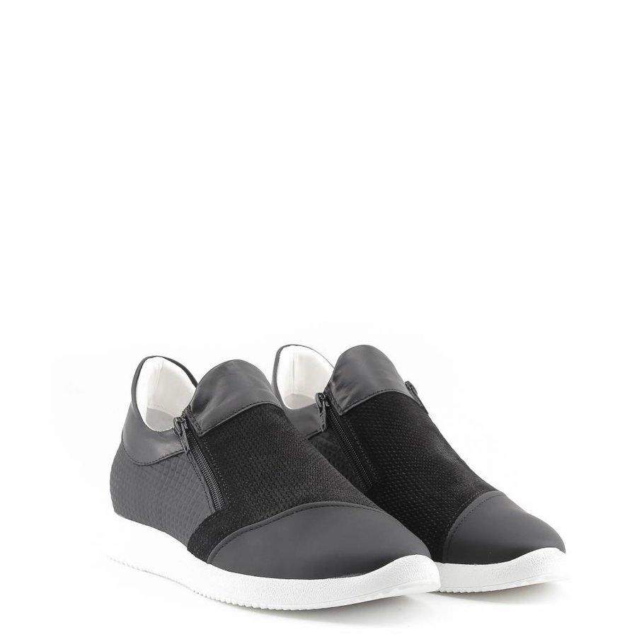 Sneaker von Made in Italia GIULIO - schwarz