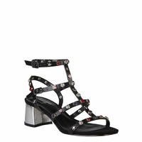 Sandaal van Ana Lublin TELMA - zwart