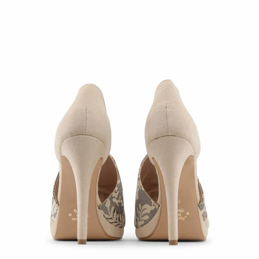 Peeptoe von Made in Italia IOLE - beige