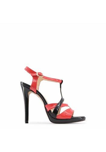 Made in Italia Offene High Heels von Made in Italia IOLANDA - schwarz / rot
