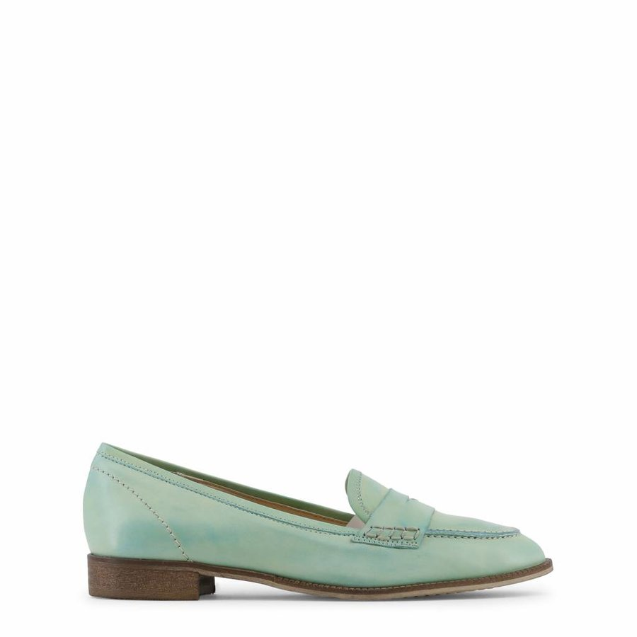 Dames Mocassins - mint