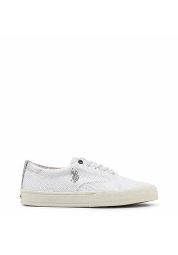 U.S. Polo Damen Sneaker - weiß