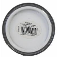 Garagentorfarbe satiniert, Farbe weiß RAL 9010, 750ML