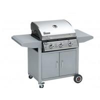 Gasbarbecue - Grillwagen - 12739