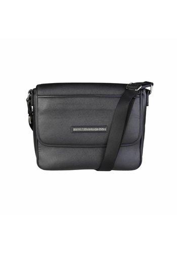 Trussardi Heren Crossbody bag van V 1969 - zwart