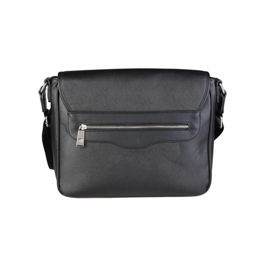 Herren Crossbody Tasche von V 1969 - schwarz