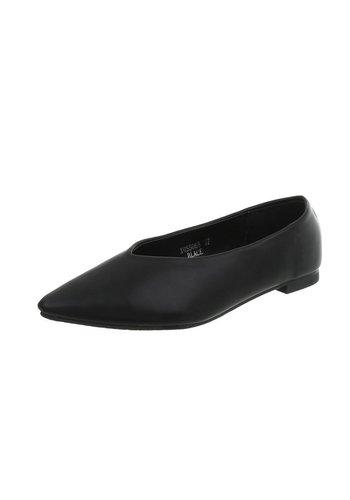 Neckermann Damen Ballerinas - schwarz
