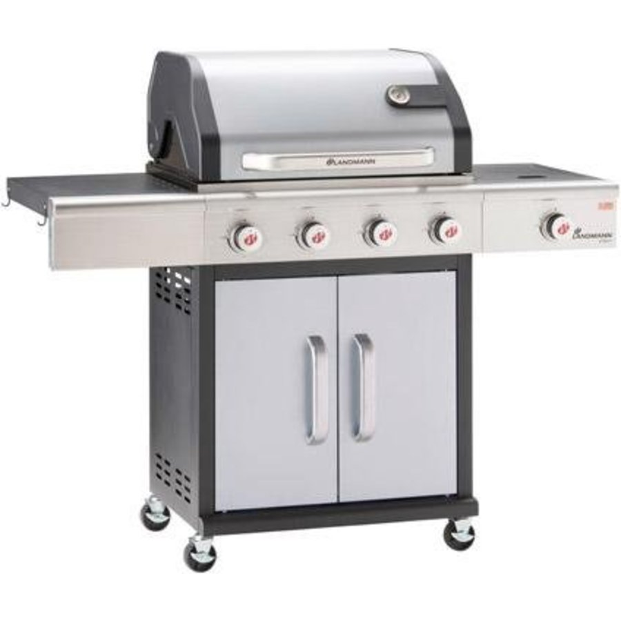 Gasbarbecue - Triton PTS 4.1 - 15 kW - Assorti