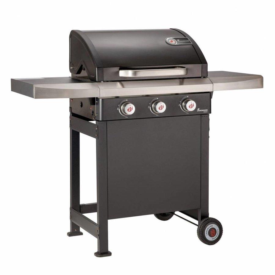 Gasbarbecue - Rexon PTS - 3, 3x3,7KW - (Alleen afhalen)