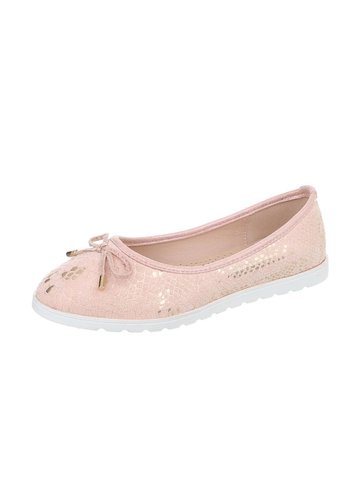Neckermann Damen Ballerinas - pink