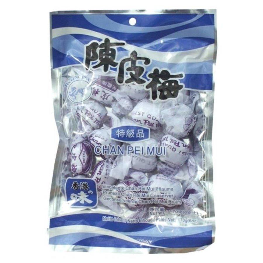 Zoete Gedroogde Pruimen - 170 gram