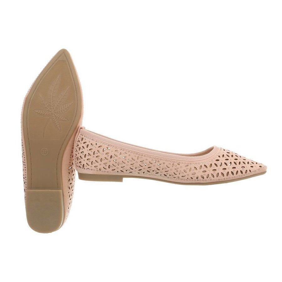 Damen Ballerinas - pink