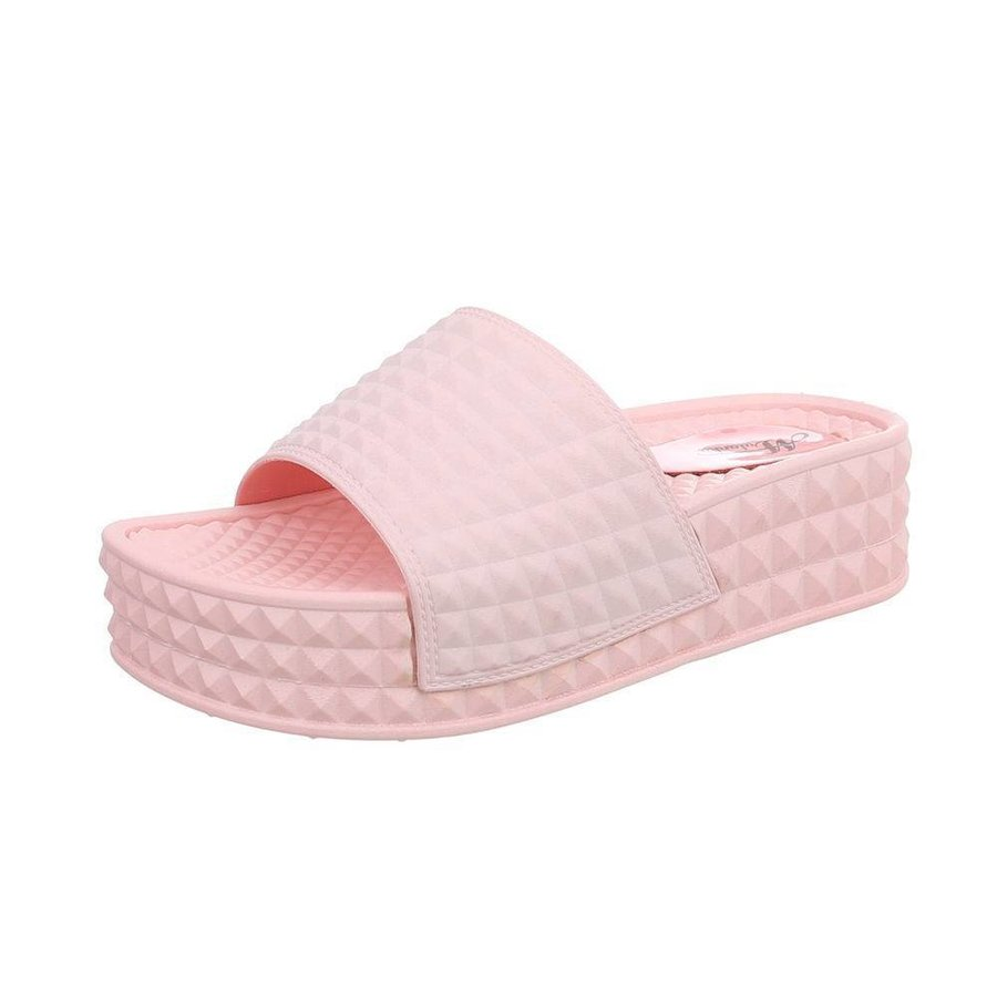 Damen Hausschuhe - pink