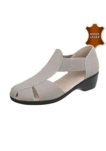 Neckermann Damen Sandalen - grau