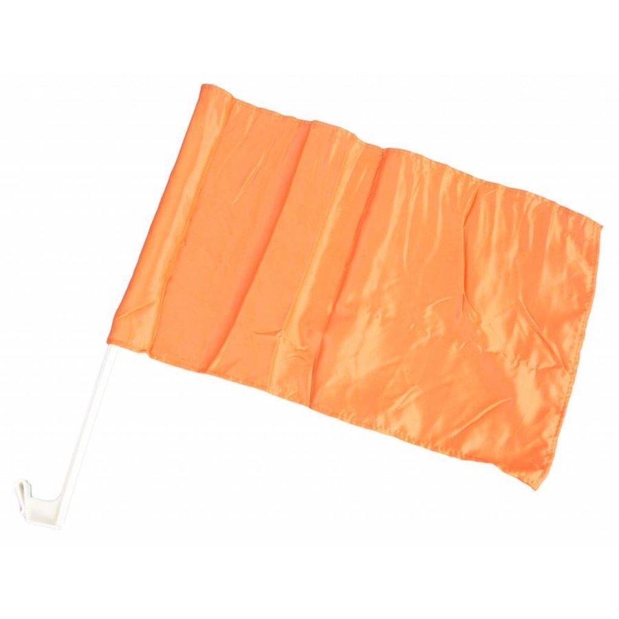 Oranje autovlag