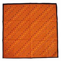Oranje zakdoek met Hollandse kenmerken