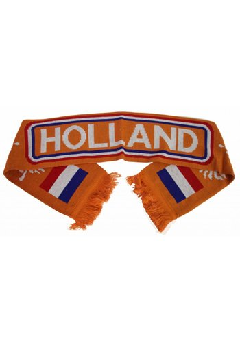 Neckermann Oranje sjaal Holland - 1,5m