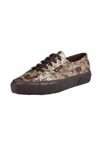 Superga Sneakers de Superga - or / marron