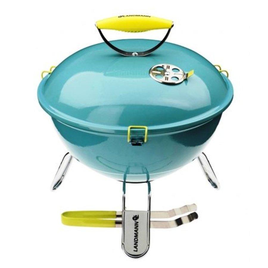 Houtskoolbarbecue - Piccolino - Zwart - 34 cm - Copy - Copy