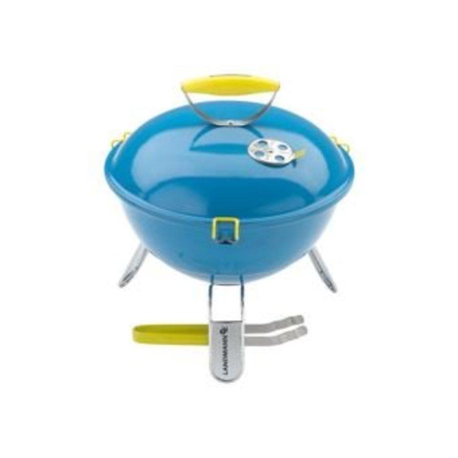 Houtskoolbarbecue - Piccolino - Zwart - 34 cm - Copy - Copy - Copy