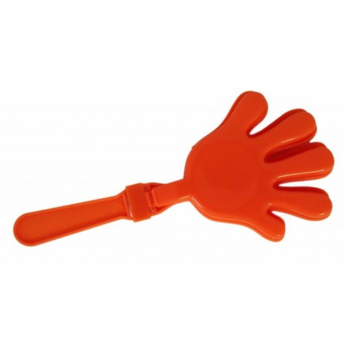 Neckermann Oranje handenklapper