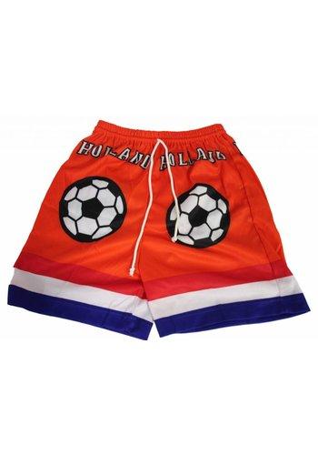 Neckermann Oranje Holland Sportbroek - Zwembroek