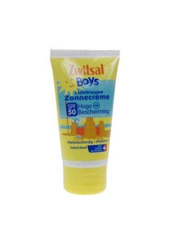 Zwitsal Zonnebrand Crème - Boys - SPF 50 - 75 ml
