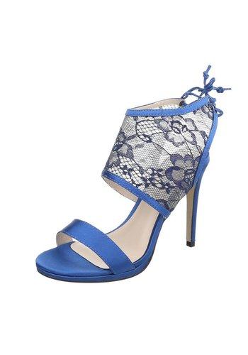 Neckermann Damen Open Schuh - blau