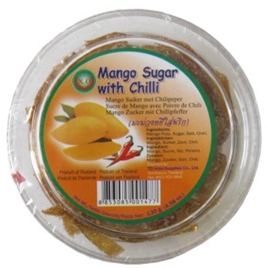 Mango met Suiker en Chili - 130 gram