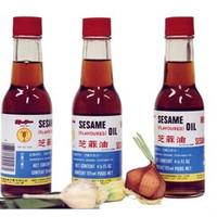 Sesamolie - 125 ml