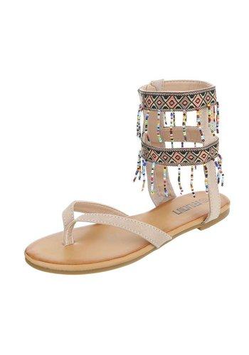 RUAN Sandales pour femmes - taupe