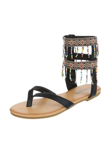 RUAN Dames Sandalen - zwart