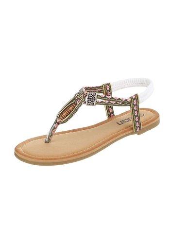 RUAN Damen Sandalen - Bronze