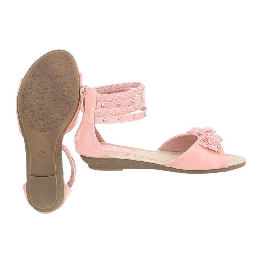Damen Sandalen - pink