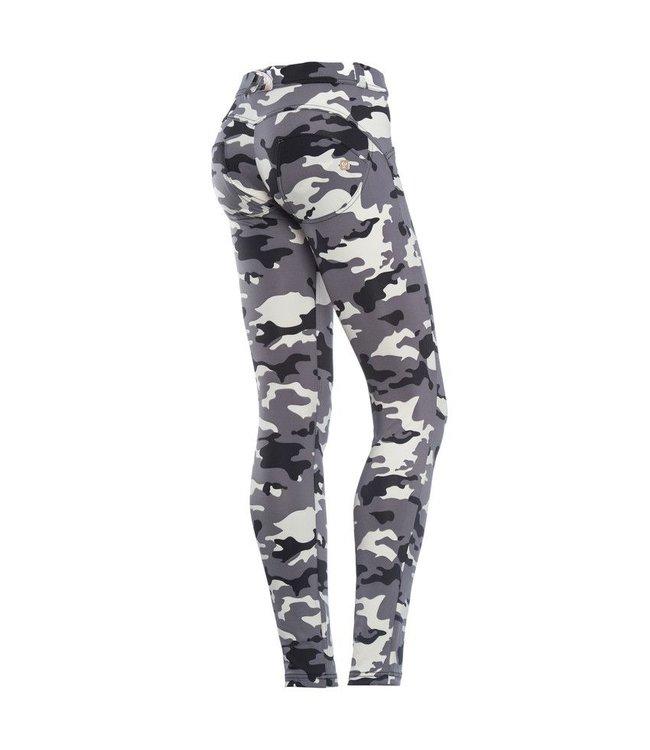 WR.UP® WR.UP® Pantalone Lungo - D.I.W.O. Camo Grey/White