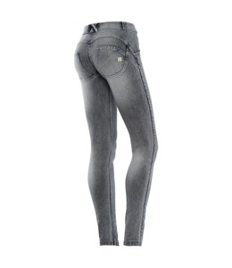 WR.UP® WR.UP® Pantalone Lungo - Grey/Black Denim