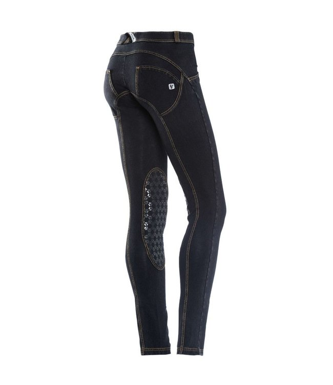 WR.UP® WR.UP® Pantalone Lungo - Black Denim Print