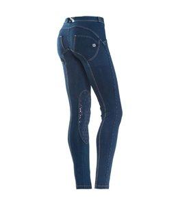 WR.UP® WR.UP® Pantalone Lungo - Blue Denim Print