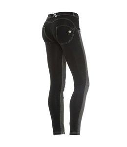 WR.UP® WR.UP® Pantalone Lungo - Grey Distressed Denim