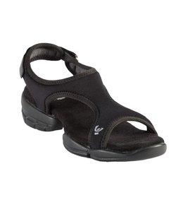 3Pro 3PRO Sandalo - Black Sandals