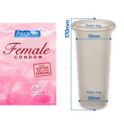 Vrouwen condooms