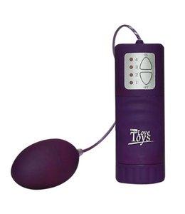 You2Toys Velvet Purple Pill waterproof