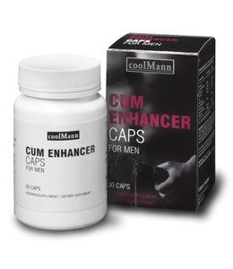 Coolmann Cum Enhancer Caps