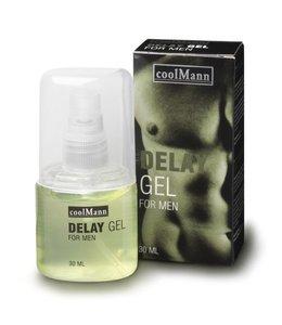 Coolmann CoolMann Delay Gel