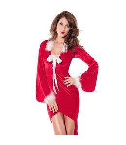 Christmas 1PC Vampire Christmas Outfit