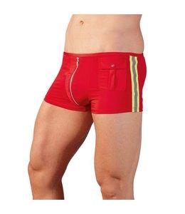 Svenjoyment Underwear Hete Brandweerman Broek
