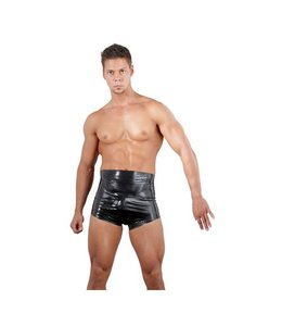 The Latex Collection Latex boxershort taille hoog