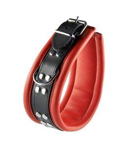 Kiotos / Hidden Desire Spannende rood zwarte halsband