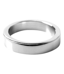 Easy Metal Cockring staal - 10 mm
