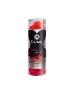Dona-by-Jo Dona Rose Petals Red